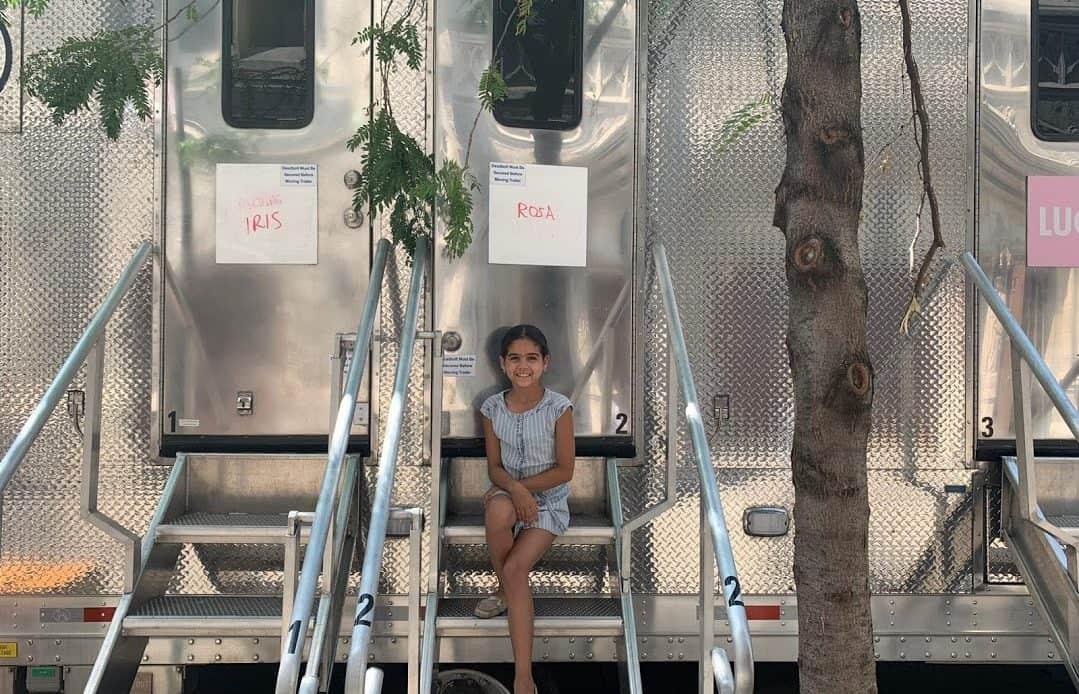 Analía Gómez, la actriz dominicana de 10 años que brilla en Hollywood