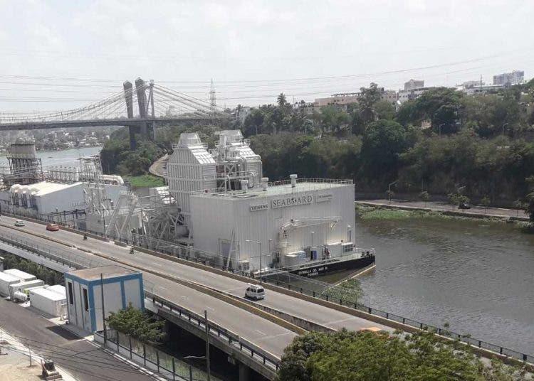Superintendencia de Electricidadrechaza autorización de barcaza en río Ozama