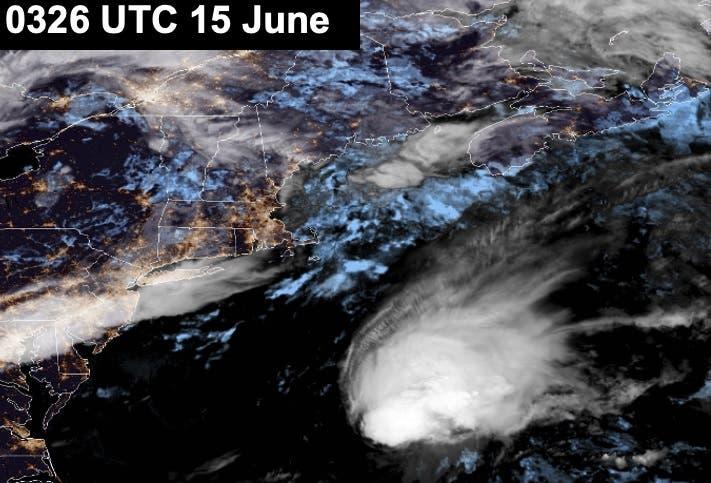 Onamet: Tormenta tropical Bill no representa peligro para el país
