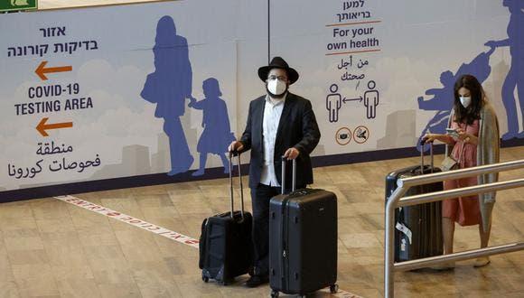 Israel retrasa la entrada de turistas hasta agosto por aumento de contagios