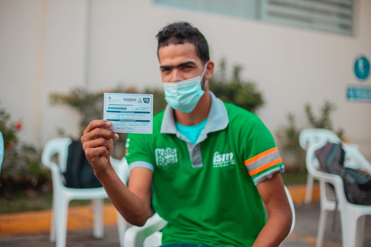 ISM realiza jornada de vacunación contra COVID-19