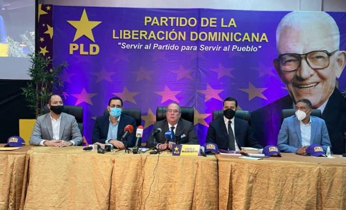 PLD dice responsabilidad por presuntos delitos es individual