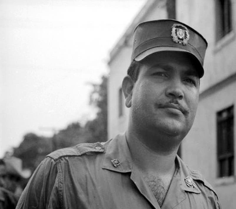 Hoy en la historia: Nace Francisco Alberto Caamaño Deñó