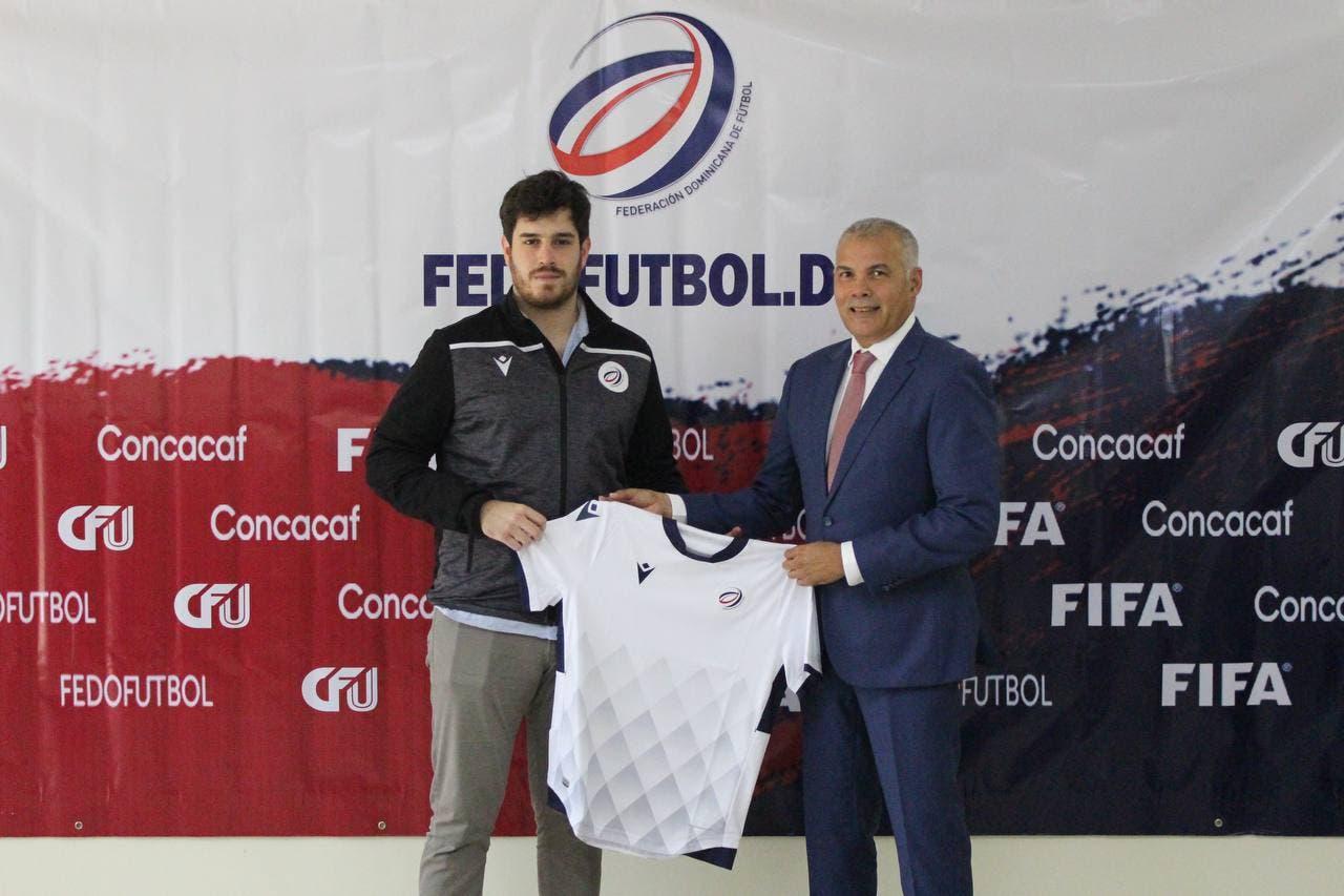 Fedofútbol presenta al seleccionador español José Benito Rubido Vidal