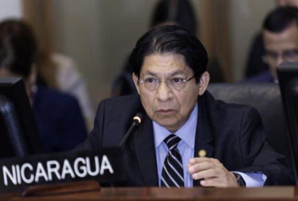 """Nicaragua protesta por """"insólitas declaraciones"""" de la República Dominicana"""