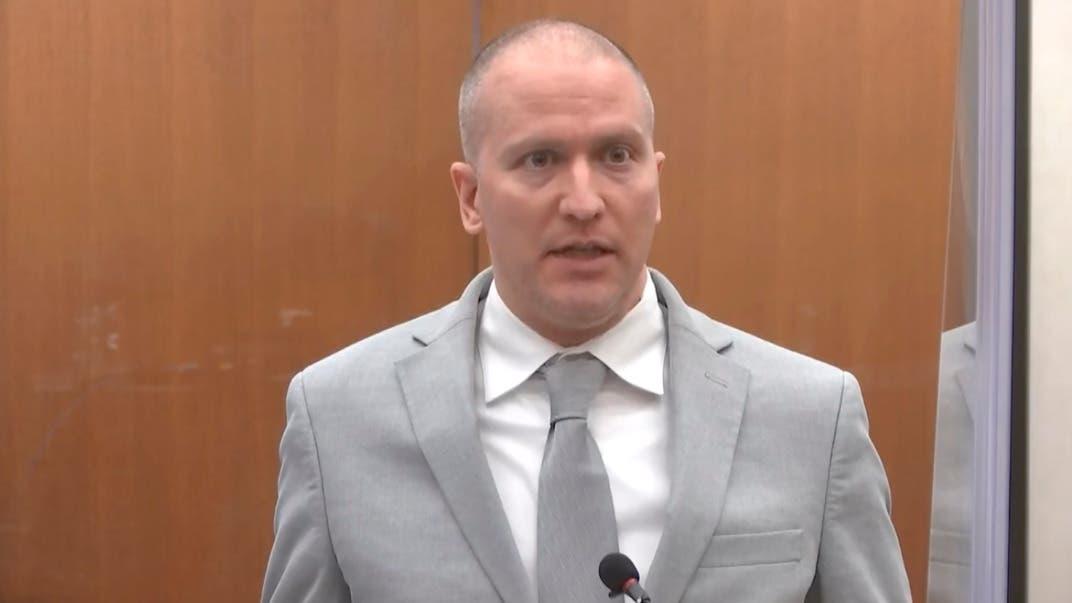 Expolicía es condenado a 22 años y medio de cárcel por asesinato de Floyd