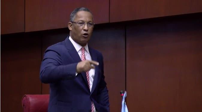 Dionis Sánchez advierte no habrá diferencia si procurador es elegido por CNM; dice presidente lo controla