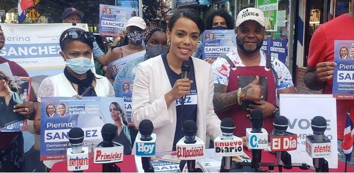 Dominicana participará primarias distrito 14 Bronx afirma comunidad garantiza su triunfo