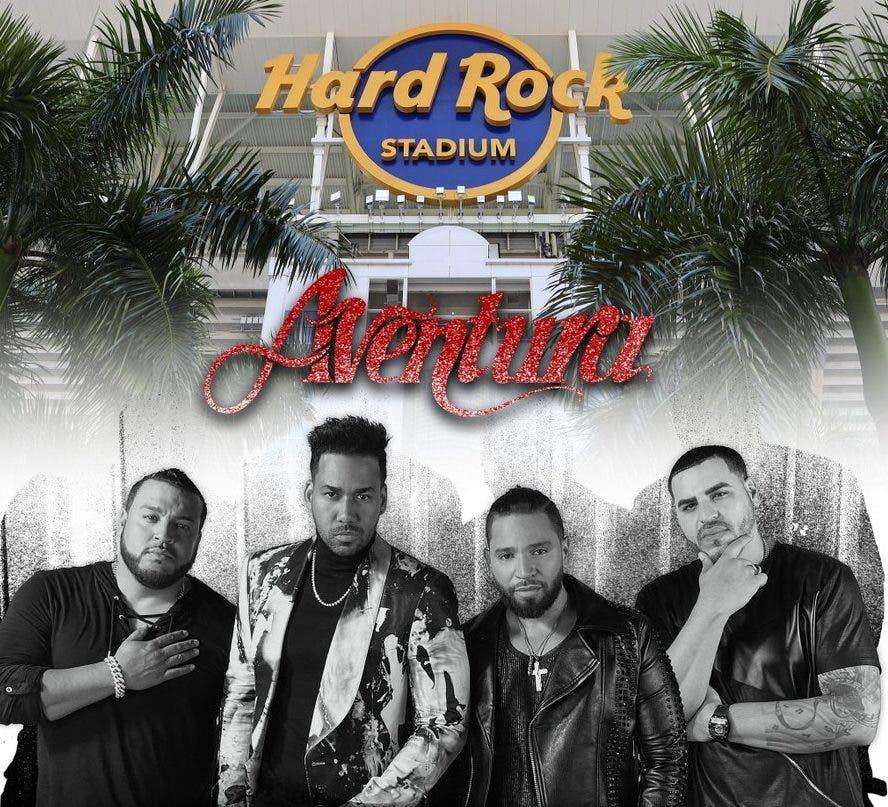 Romeo Santos revela la fecha del  último concierto de Aventura