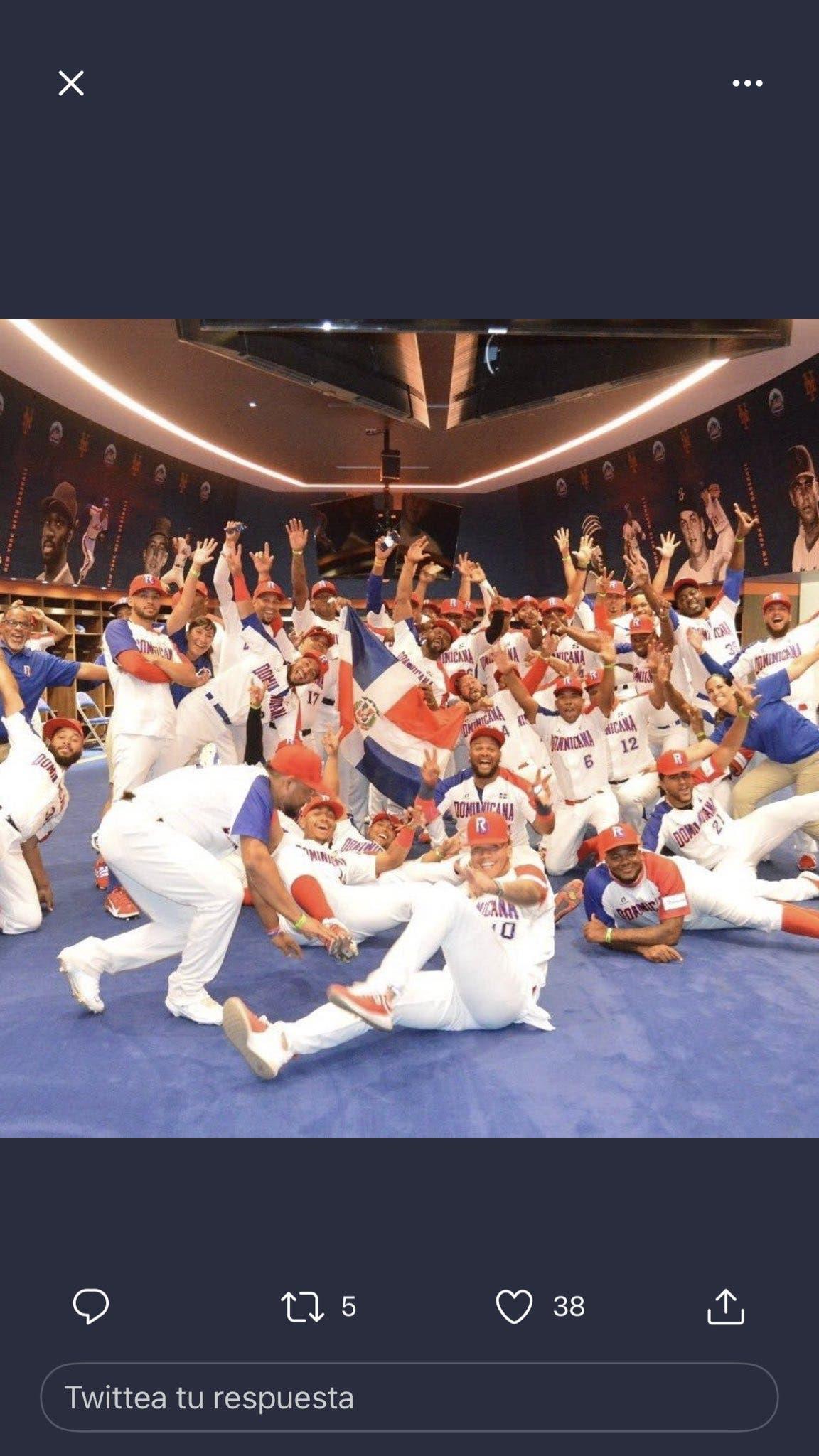 República Dominicana vence a Venezuela y se alista para los Juegos Olímpicos Tokio 2020