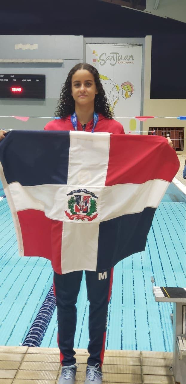 Selección Nacional de Natación conquista 33 medallas en CCCAN