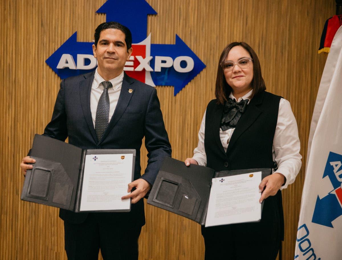 ADOEXPO y UPS capacitarán pymes de mujeres exportadoras