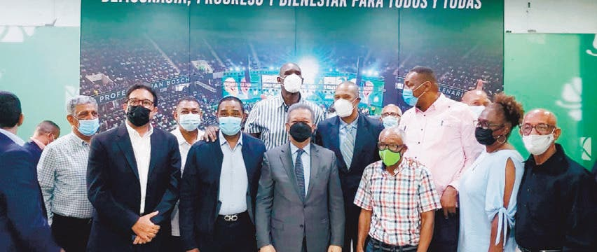 """LF: """"el deporte es dominicanidad"""""""