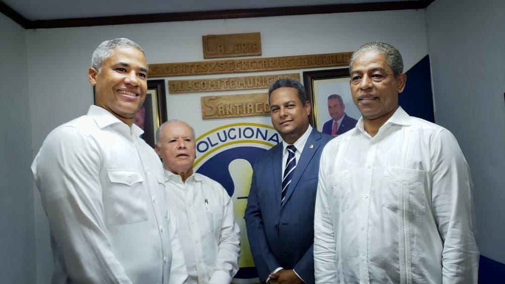Dirigencia municipal del PRM llama a la unidad de funcionarios y legisladores
