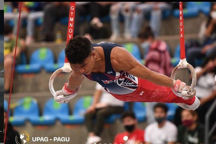 Atleta Jabiel Polanco gana oro en Panam