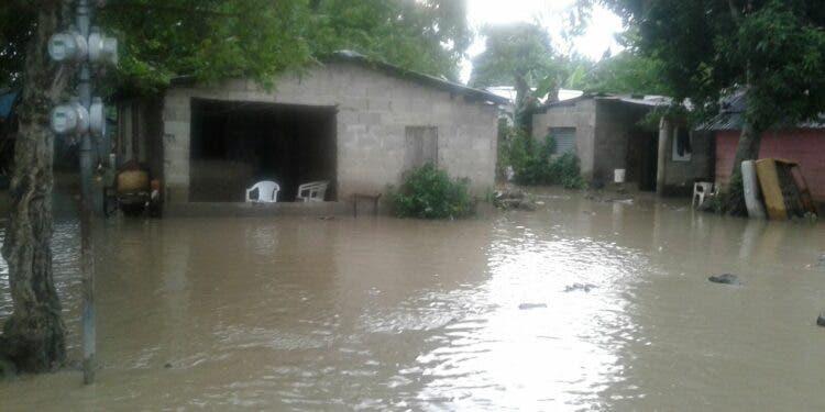 El 19.6% de hogares dominicanos levantados por Siuben han sido afectados por lluvias