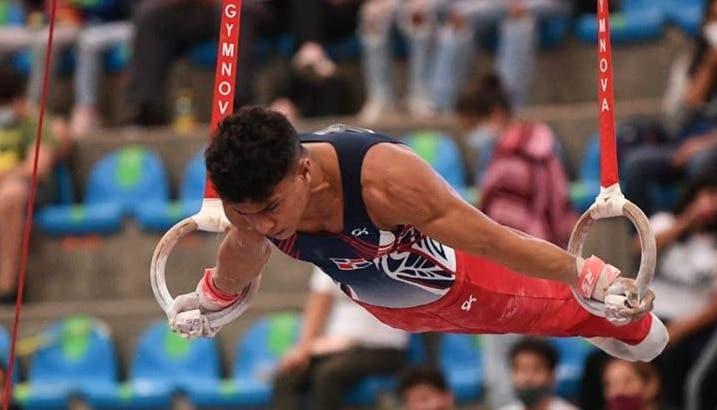 Polanco gana oro en Panam de gimnasia juvenil en México