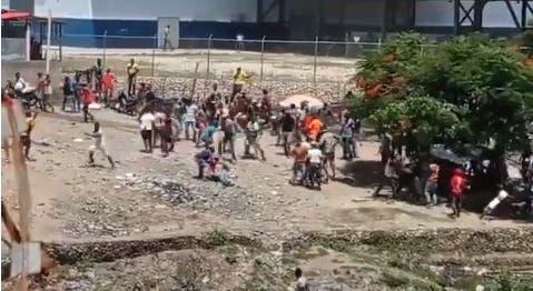Reportan un muerto y varios heridos tras incidente en frontera con Haití