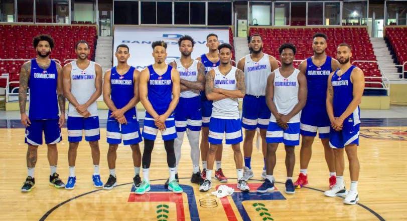 Fedombal anuncia 12 jugadores integran equipo nacional irá repechaje