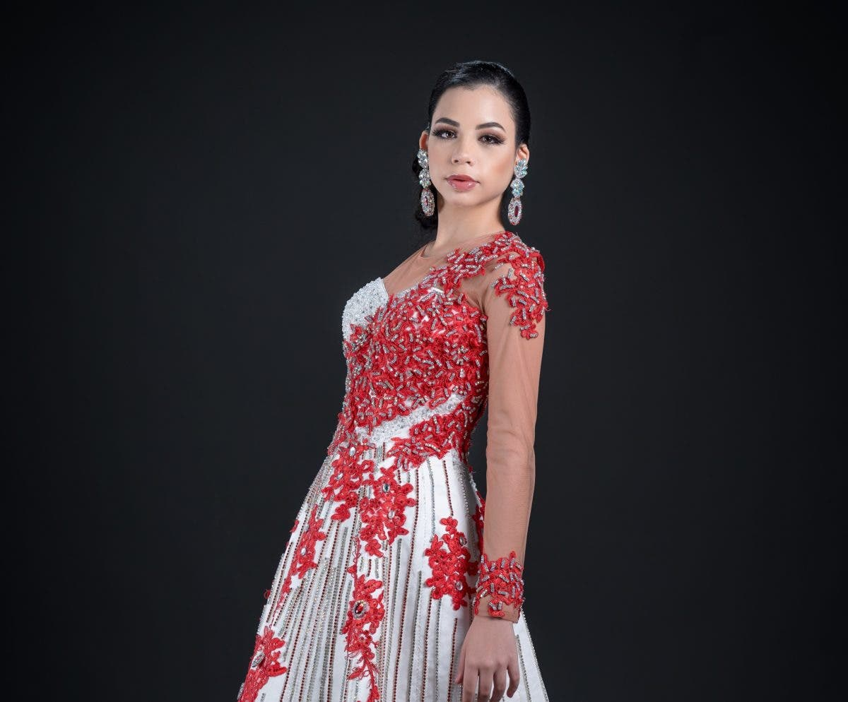 Alpha Cruz representará a RD en el certamen Miss Mundo Latina USA 2021