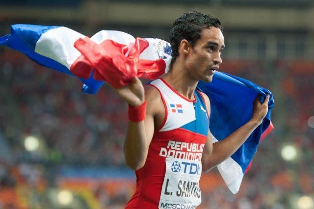 Luguelín Santos asegura Ministerio de Deportes no lo ha apoyado para los Juegos de Tokio