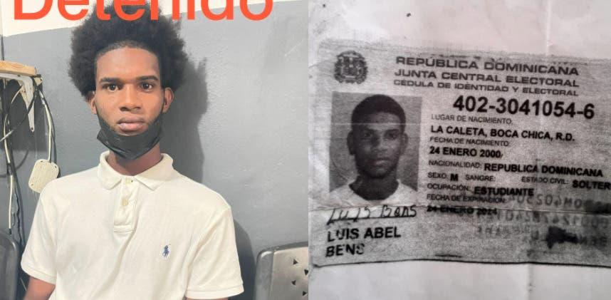 Hombre sospechoso «sabotaje» en el AILA se entrega a Policía; dice actuó con hermano