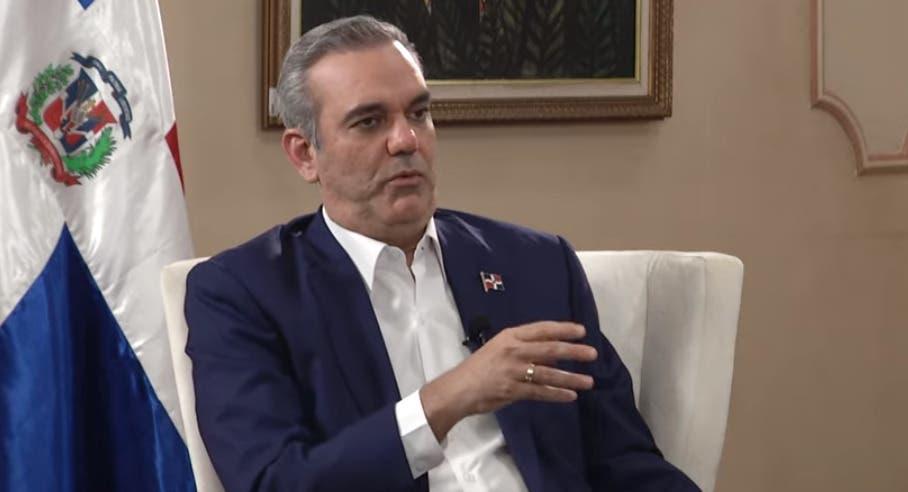 Luis Abinader advierte Gobierno responderá si Haití no detiene canal en río Masacre