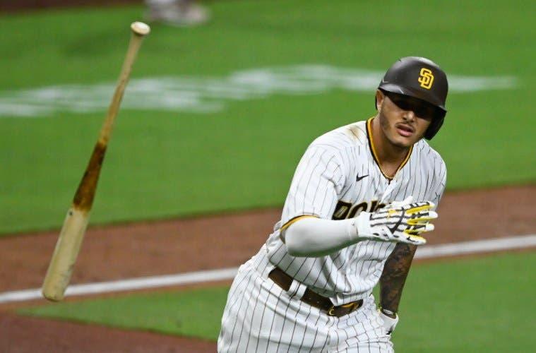 Manny Machado lideró ataque de Padres contra Cubs