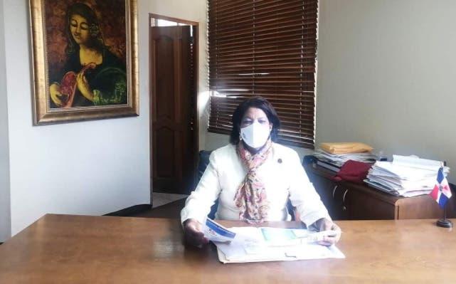 Presidenta del CDP regresa a sus labores tras su ingreso por COVID-19