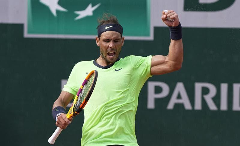 Normalidad en Francia: Avanzan Nadal, Djokovic y Swiatek