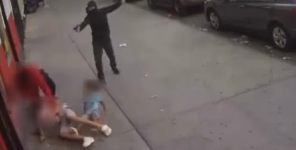 Niños dominicanos en El Bronx que se vieron envueltos en balacera «están traumatizados»