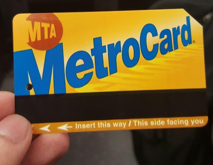 No recibirán dinero en efectivo en estaciones del Metro NYC