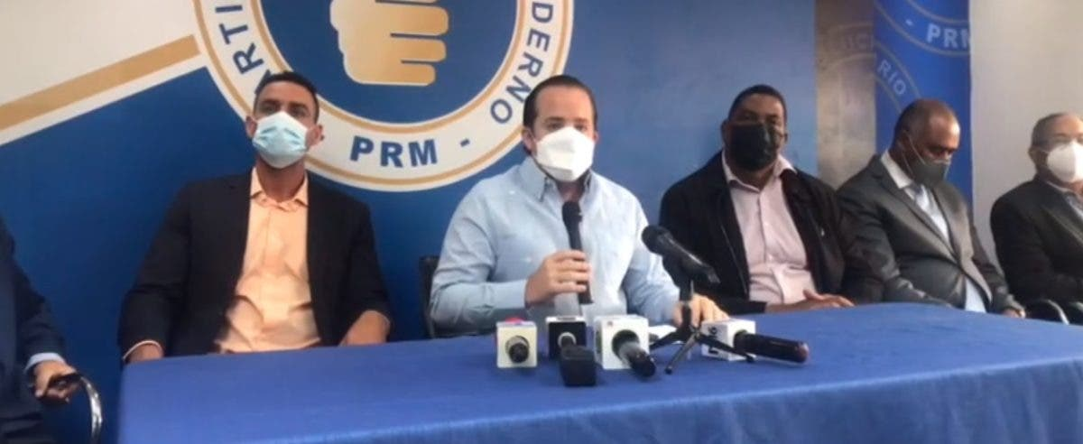 Paliza afirma PRM no protege sus dirigentes investigados por la justicia