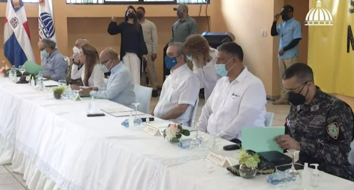 "Presentan plan piloto de Estrategia Integral de Seguridad Ciudadana ""Mi País Seguro"""