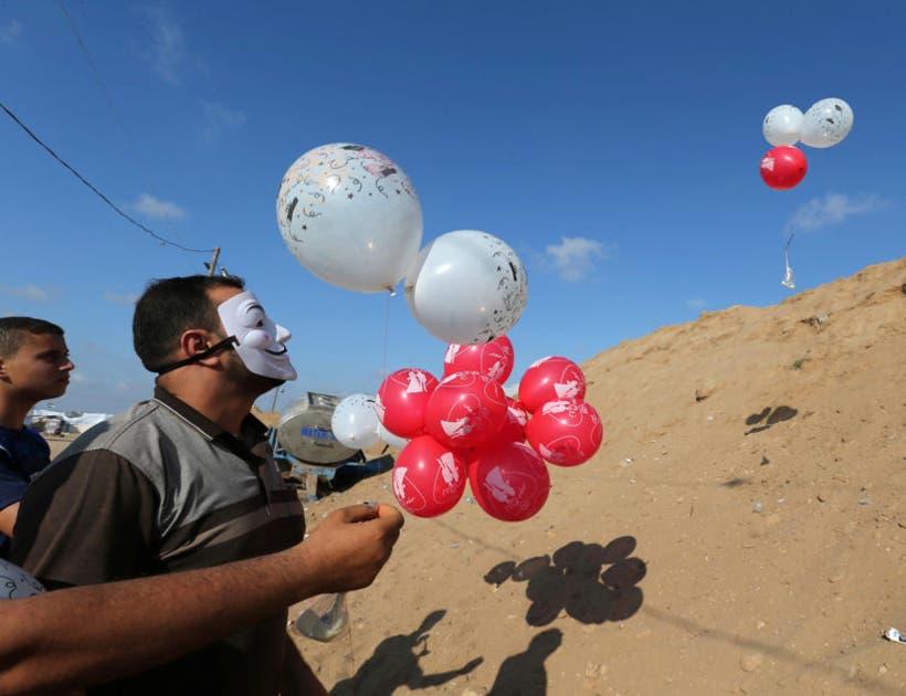Israel bombardea objetivos en la Franja de Gaza