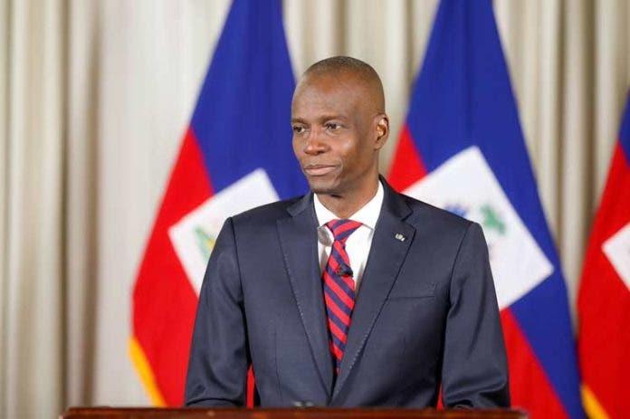 presidente haitiano, Jovenel Moise,/ fuente externa
