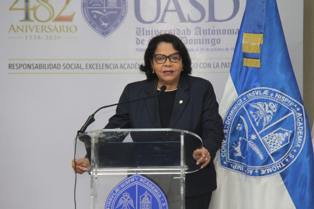 UASD exigirá tarjeta de vacunación para próximo semestre