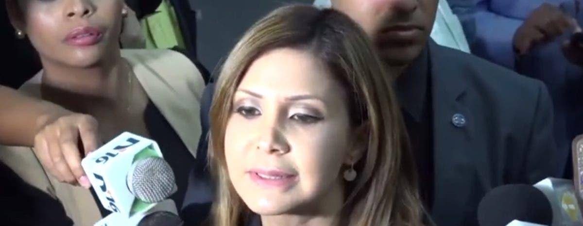 Video: Lo que dijo la fiscal Rosalba Ramos del procurador Jean Alain y Miriam Germán