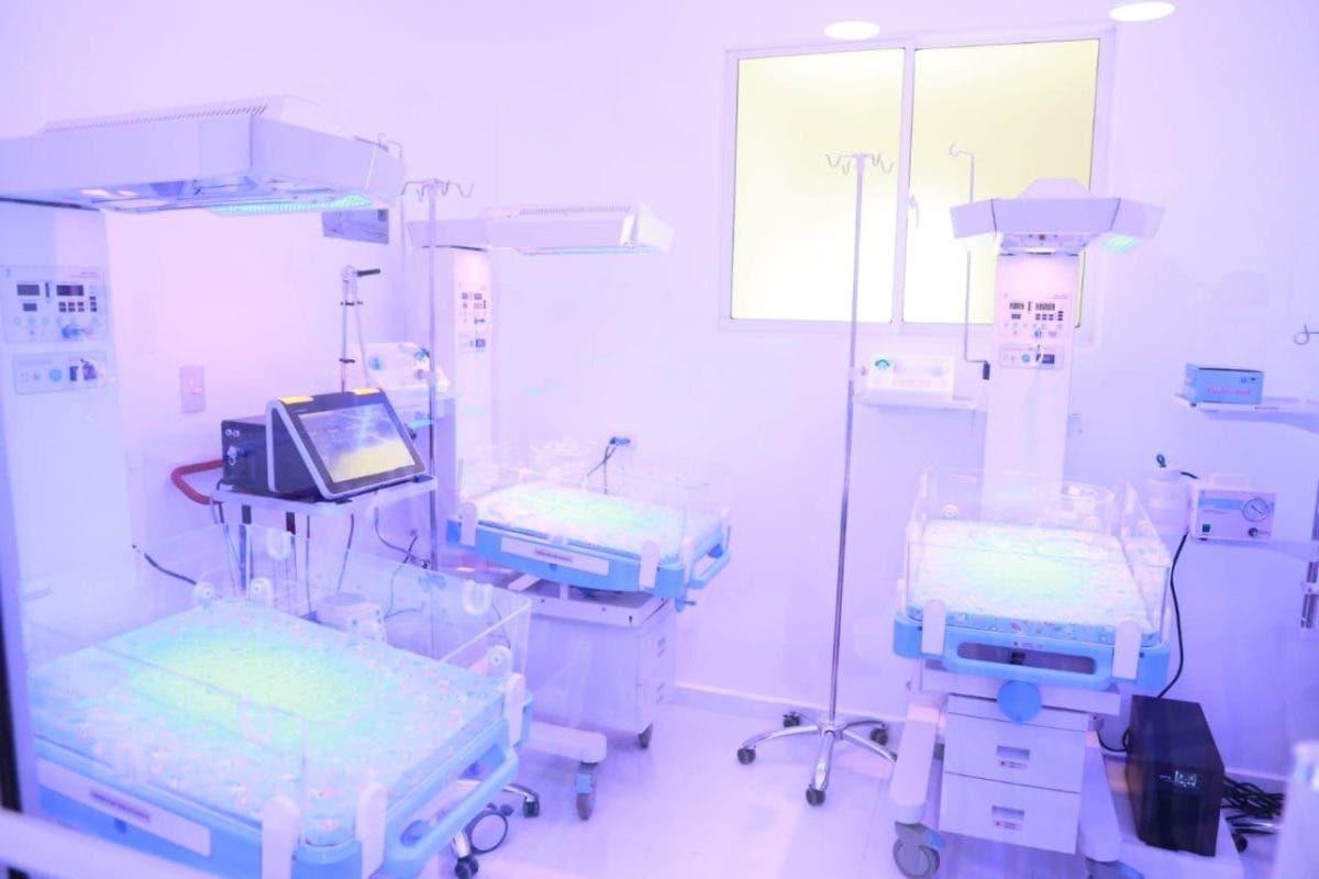 SNS pone en funcionamiento nuevas áreas en dos hospitales de Cibao Occidental