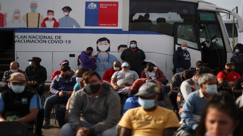 Chile confirma primer caso de la variante delta en una mujer llegada de EE.UU.
