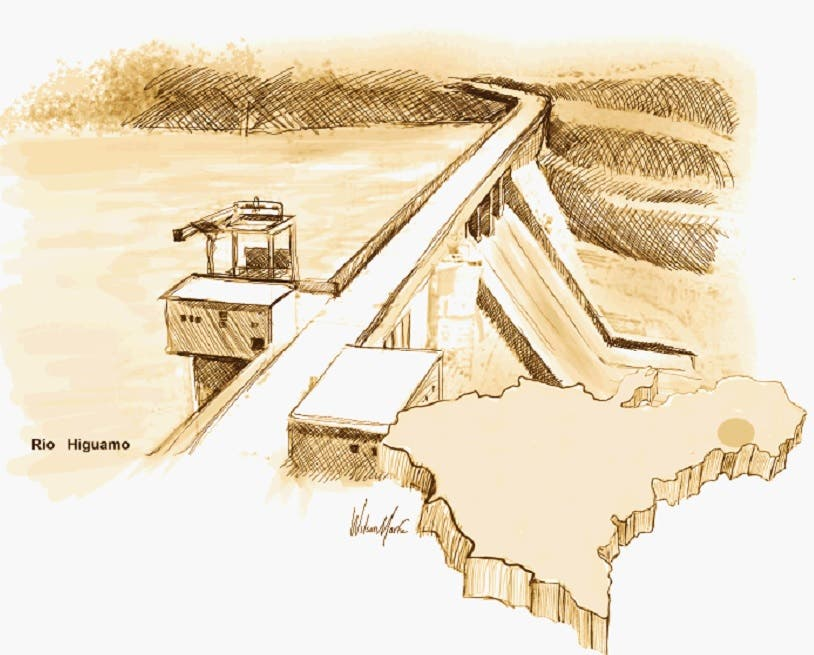 Las presas hidraulicas que hacen falta en el oriente isleño