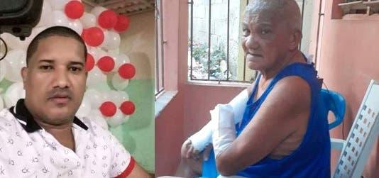 Solicitan PN-RD redoblar persecución contra hombre cercenó mano a hombre de 81 años