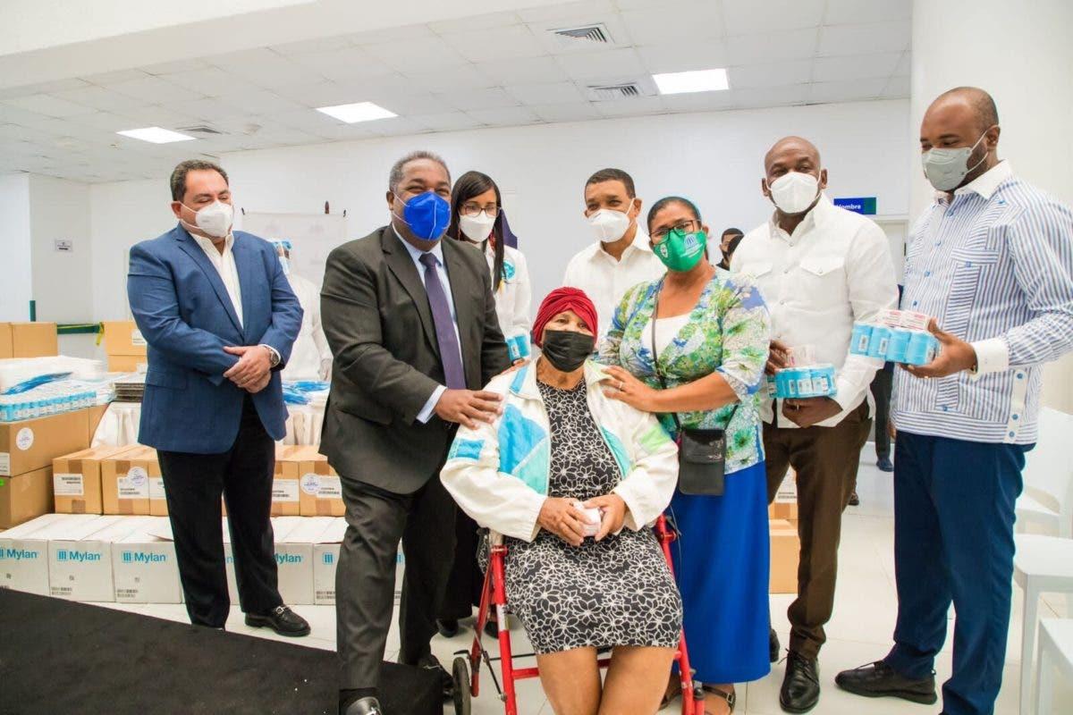 Gabinete de Política Social logra donación de más de 300 millones de pesos en medicamentos para pacientes con cáncer