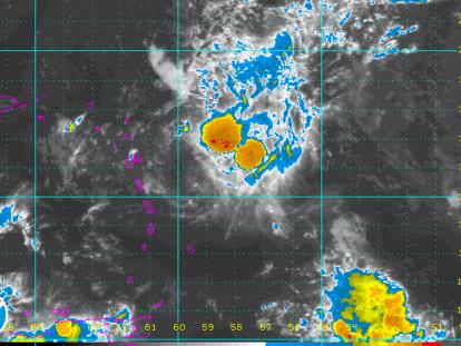 Se forma cuarta tormenta tropical del año; no representa peligro para R.D.