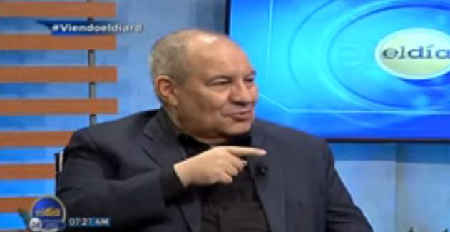 Entrevista a David Álvarez en el programa El Día