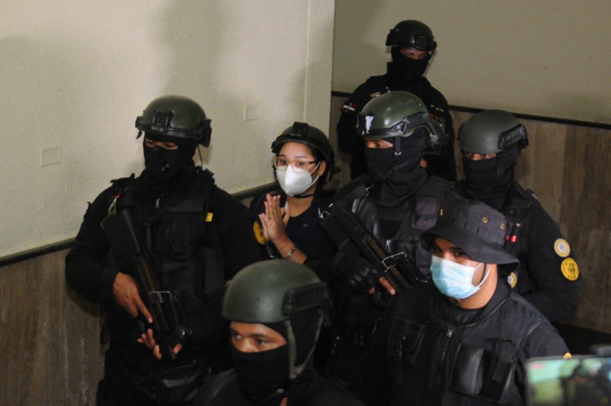 La jueza Kenya Romero decidirá hoy las medidas coercitivas para acusados Operación 13