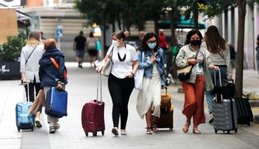 Inglaterra desplaza a RD, Haití y otros en lista «roja» de destino no seguro para viajar