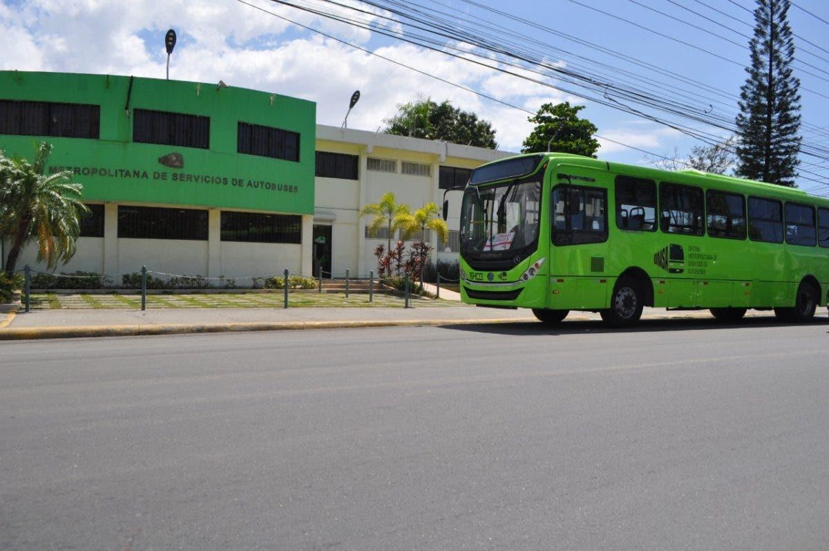 Autobuses OMSA circularán este fin de semana hasta las 6:00 de la tarde