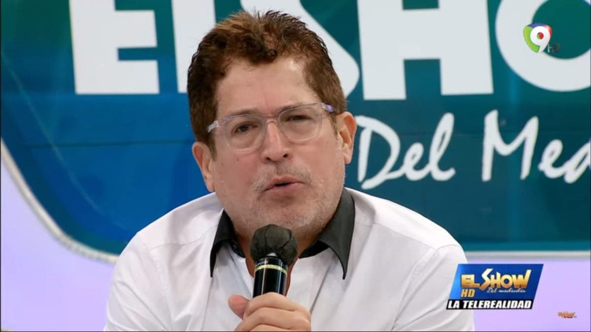 Iván Ruiz: Una niña de 10 años me llamó para decirme «mataron mi papá y mi mamá»