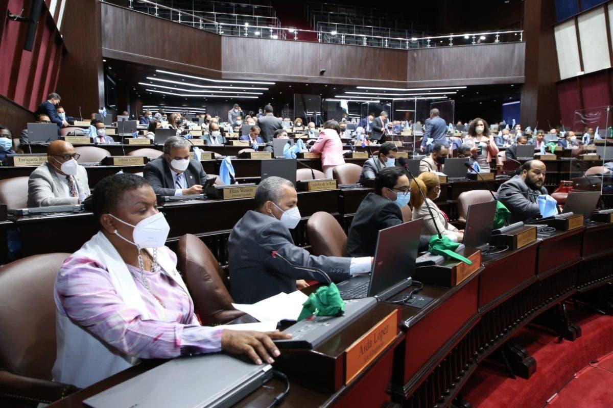 Diputados conforman comisión bicameral para estudiar ley sobre Juicio de Extinción de Dominio